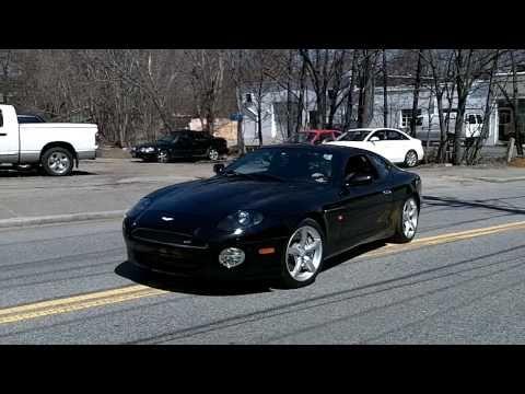 [HD] Aston Martin DB7 GT acceleration!