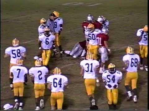 Coral Gables Football Vs Miami Killian Football 1999-2000 L (1 Of 2)