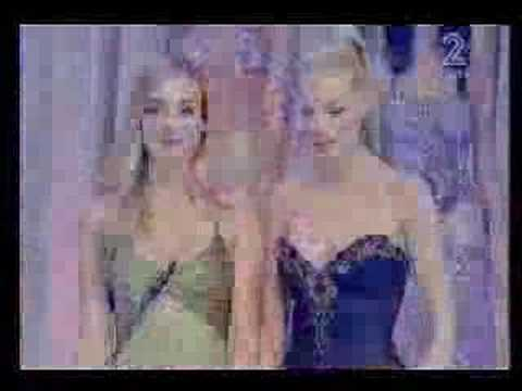 Channel 2 - Hbs - Abstract of Miss Israel 2007 (go to 03:21)