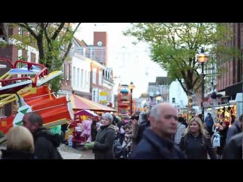 Stafford Christmas Spectacular 2012
