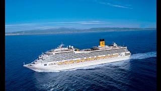 видео Великолепный круизный лайнер Costa Luminosa. Обсуждение на LiveInternet