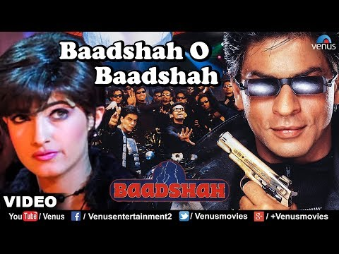 Baadshah O Baadshah - VIDEO SONG | Baadshah | Shah Rukh Khan & Twinkle Khanna | Best Bollywood Song