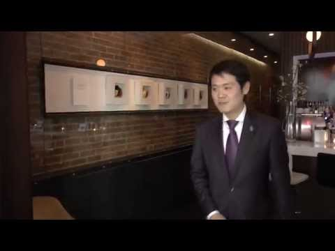 A tour of the 2 Michelin star Korean Jungsik in New York