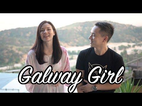 GalwayGirl - Ed Sheeran | Jason Chen x Marie Digby Cover
