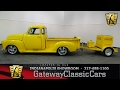 1954 Chevrolet 3100 - Gateway Classic Cars Indianapolis - #738 NDY