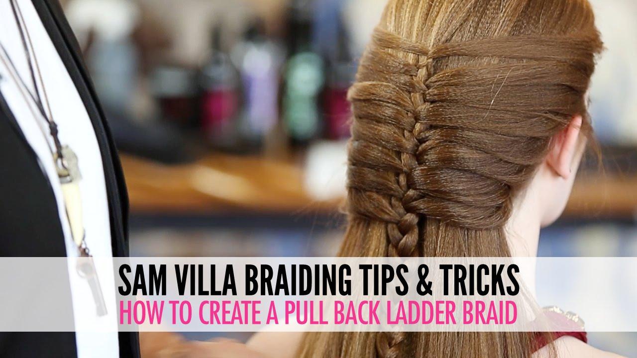 Sam Villa Haircut Videos