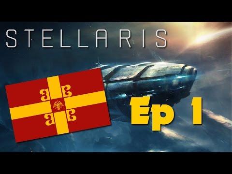 Stellaris - Byzantine Empire - Ep 1