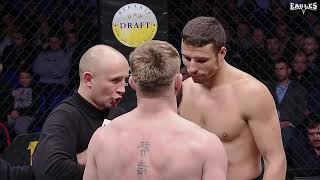 Sergiu Barbarosa vs Luca Poclit   77kg EAGLES VII Title fight