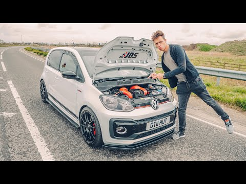 155 BHP VW UP GTI STAGE 2 *FASTER THAN YOU MIGHT THINK*