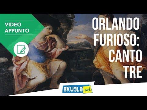 Orlando Furioso: canto 3