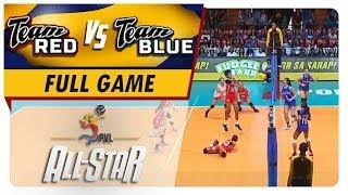 PVL All-Star Game: Team Red vs. Team Blue   Full Game   1st Set   February 2, 2019