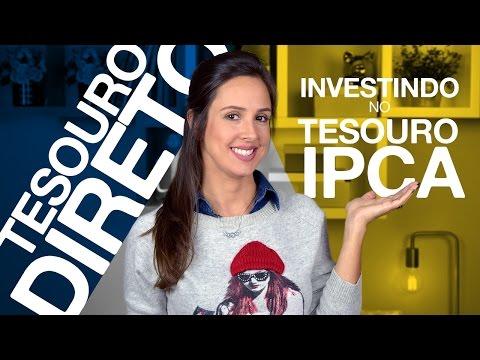 TESOURO IPCA, o melhor título para sua aposentadoria. Como funciona?! Tesouro Direto #Ep.4