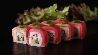 Служба доставки благородной японской кухни