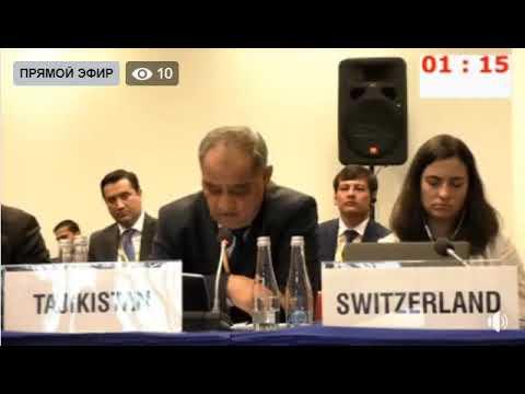 Картинки по запросу Выступление представителя Таджикистана Зарифа Ализода