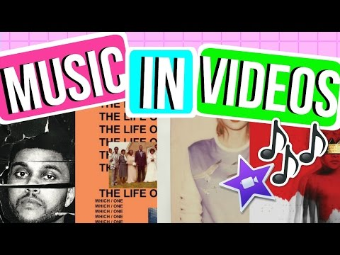 HOW TO USE MUSIC IN YOUTUBE VIDEOS WITH NO COPYRIGHT!