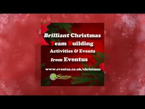 Get Festive With Fun Christmas Team Building Activities