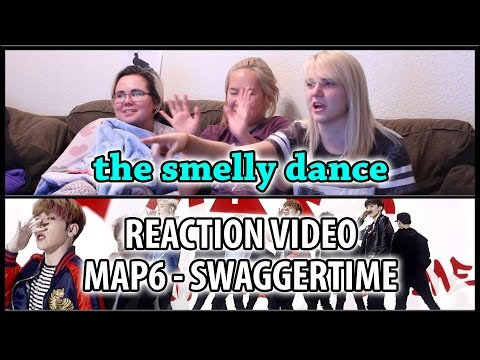 Yi Family Reacts | MAP6 Swagger Time (매력발산타임) MV