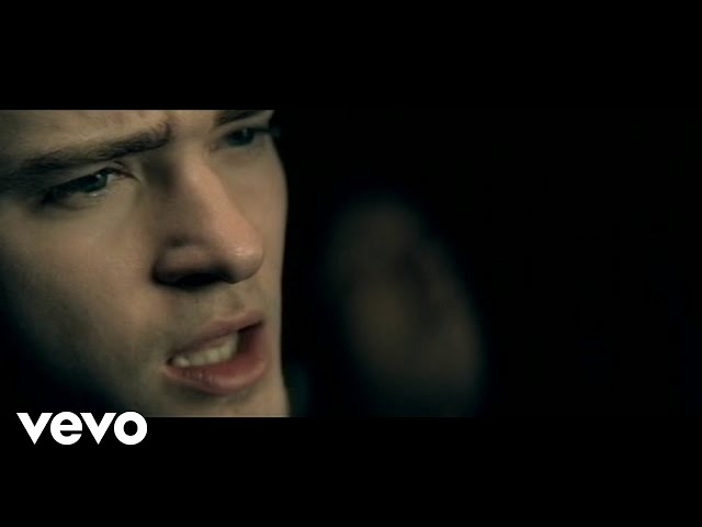 Justin Timberlake - Cry Me A River (Official Music Video)