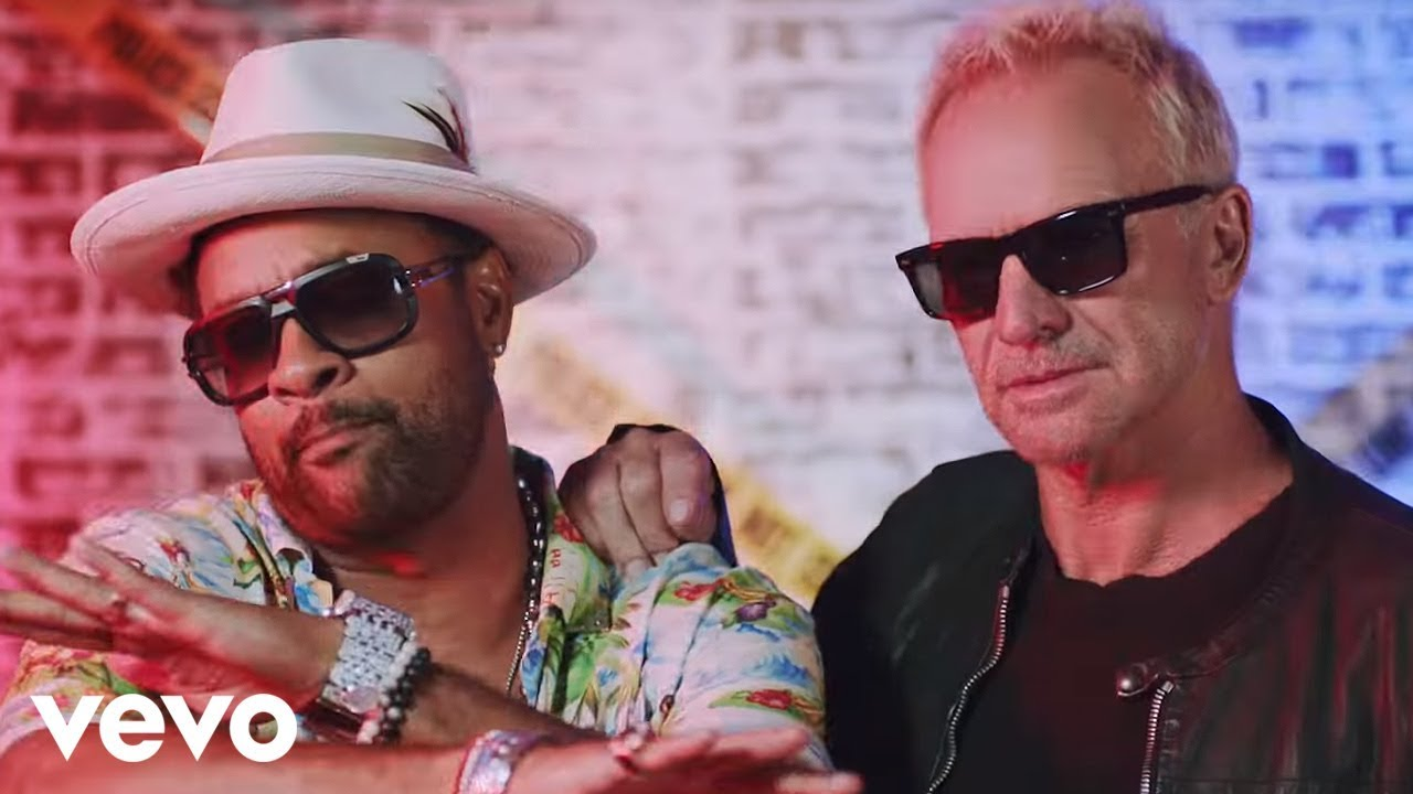 Inside Sting and Shaggy's Unlikely New Album – Rolling Stone