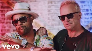 Смотреть клип Sting & Shaggy - Gotta Get Back My Baby