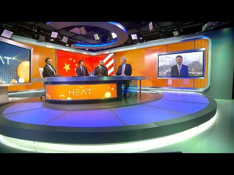 The Heat: Trump Latest - China trade policy, DPRK tensions, Charlottesville Pt 1