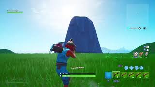 Prevent fall damage with new flint knock pistol in fortnite