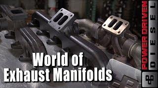 Diesel Engine Exhaust Manifolds Explained   Power Driven Diesel
