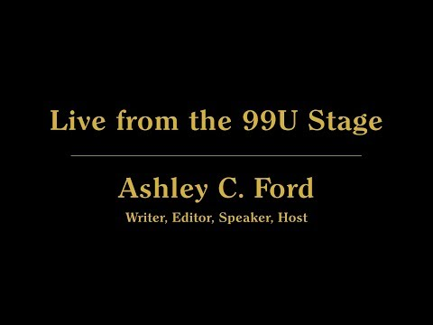 Live from the Stage with Ashley C. Ford