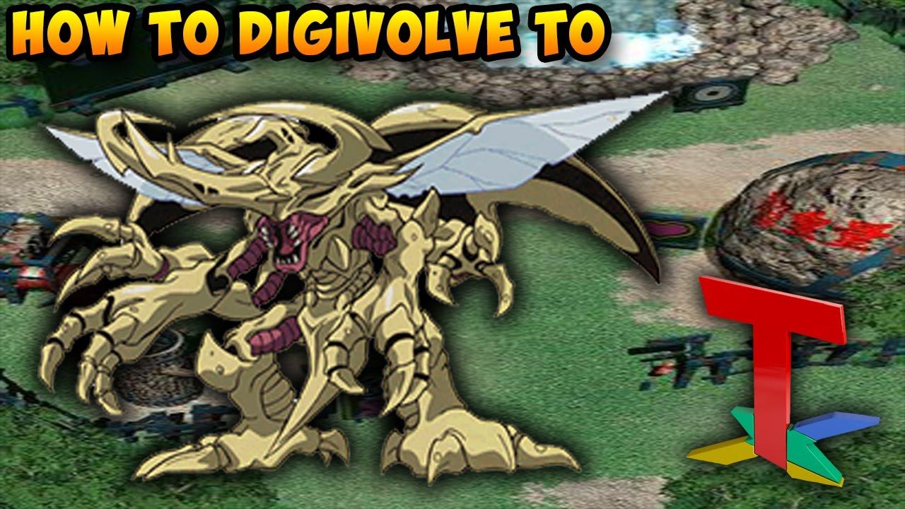 digimon world next order how to get kabuterimon
