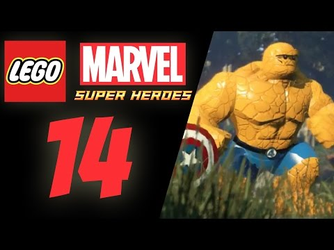 DINOSAURS?!? | Vinnie & Joe Play Lego Marvel Super Heroes - Episode #14
