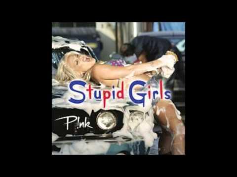 P!nk Stupid Girls Audio