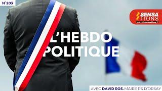 L'Hebdo Politique. Samedi 17 octobre 2021