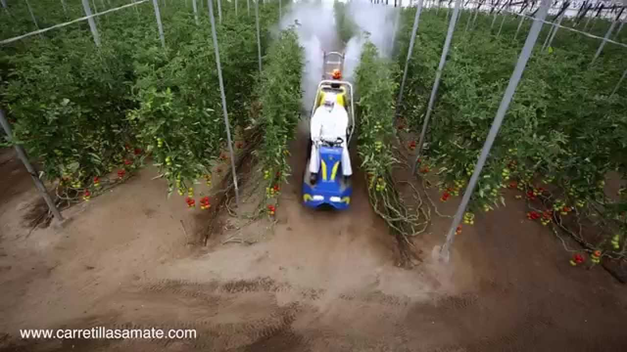 Tizona Sprayer Fumigacion Invernadero Manufacturer