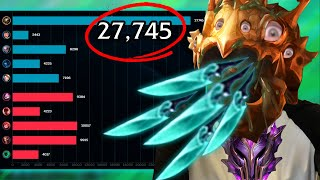 The Build I ABUSED To Get MASTERS With a 70% Win rate! | Perma W Hail of Blades Kog'maw