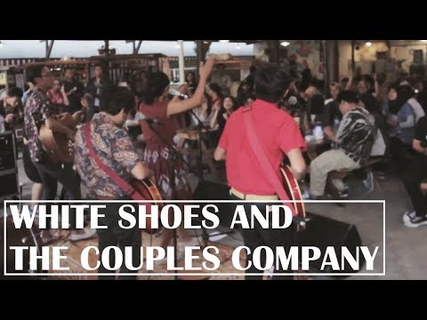 White Shoes and The Couples Company - Grand Opening AIOLA CANTEEN