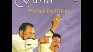 Wadali Brothers - Farida Turia Turia Ja - Kalaam Hazrat Baba Farid - by roothmens