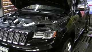 RIPP Supercharged Grand Cherokee 3.6 Dyno