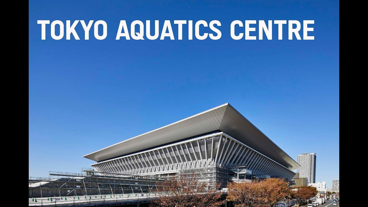 Inside the Tokyo Aquatics Centre | Venues of Tokyo 2020