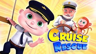 Zool Babies Series | Ship Rescue Episode | Videogyan Kids Shows | Cartoon Animation For Children