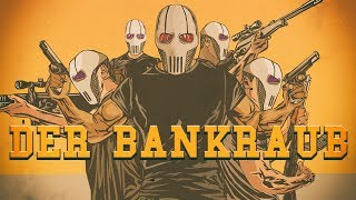 NEO UNLEASHED - DER BANKRAUB (prod. by Vendetta) ❌ Official Music Video ❌ Albumrelease 16.11.18