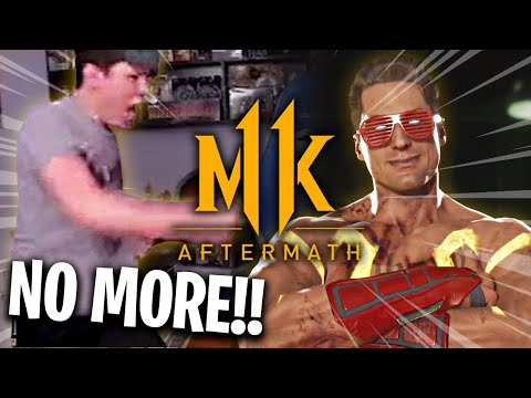 I'M DONE WITH TOXIC LEAGUE!! - Mortal Kombat 11: Aftermath |