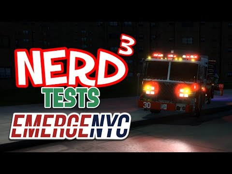 Nerd³ Tests... EmergeNYC - Twice Cooked