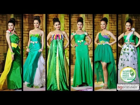 Sunsilk Mega Miss North East 2016 (14th Edition) Official Full Show