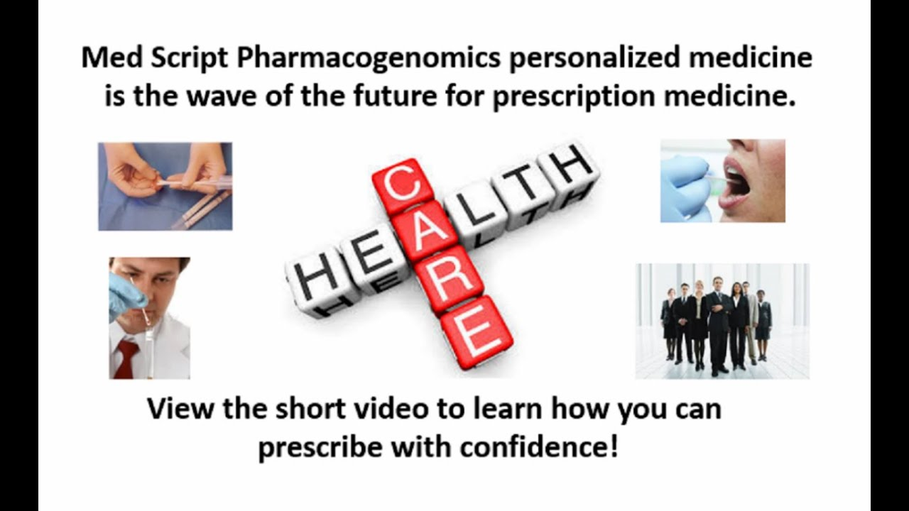 the future of personalized medicine Microscopic nano sensors that will swirl through the body's blood system are the future of personalized medicine, says healthmaker jay sanders, md, ceo of the global telemedicine group.