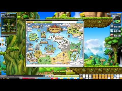 GMS Maplestory: How To Get To Pantheon And Heliseum Guide