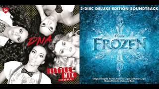 Little Mix vs Demi Lovato - DNA vs Let It Go
