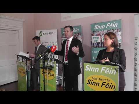 Cáinaisnéis Roghnach Pearse Doherty