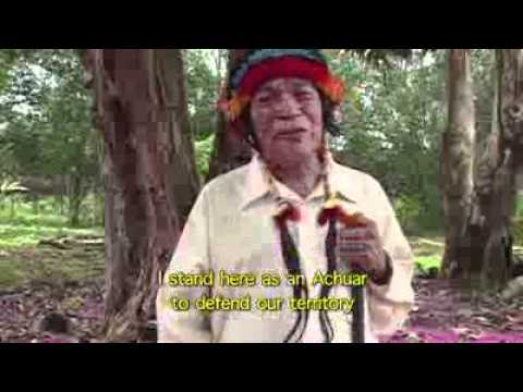 Achuar vs. Talisman Energy via AmazonWatch Napisy PL