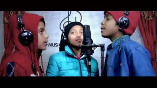 Selfie Hanaula Cover Song by Small Nepalese Kids YouTube2