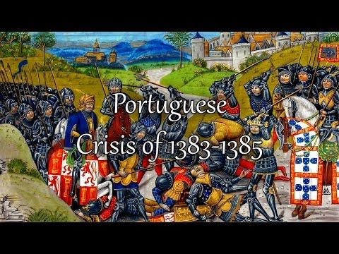 The Portuguese Crisis of 1383-1385